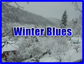 Winter blues, seasonal affective disorder, Vitamin D, serotonin, SAD