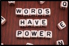 Words have power, social media etiquette, good manners, freedom of speech