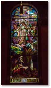 The Vision of St. John, John Lafarge, Nixon Black, Trinity Church