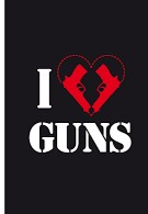 I Love Guns, I Heart Guns, Gun Owners