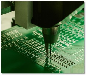 printed circuit board, manufacture, robot worker, automation, manufacturing