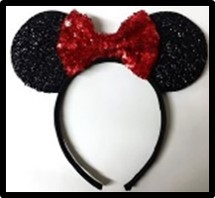 Minnie Mouse Ears, Disney World, outrageous pricing,