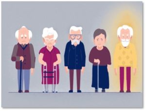 MezzoLab, old people, senior citizens
