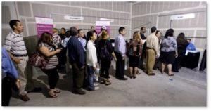 Walmart, hiring, monopsony, job fair