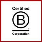 Certified B Corporation, logo, B Corp