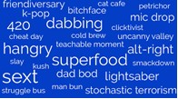 dictionary words, new words, Merriam-Webster