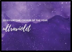 Pantone Color of the Year, PMS 18-3838, PMS Ultraviolet