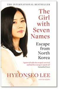 Hyeonseo Lee, The Girl with Seven Names, North Korea, escape