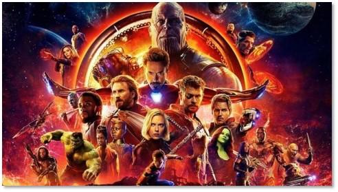 Avengers: Infinity War, The Avengers, superhero