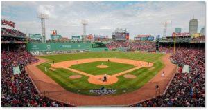 Fenway Park, Boston Red Sox. American League East