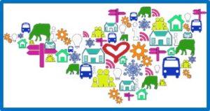 Belonging, Community, Downsizing, Moving, New House
