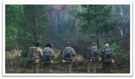 Annihilation Movie, science fiction,