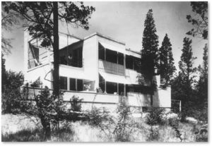Rachel Raymond, Eleanor Raymond, Belmont Hill School, modernist, lost buildings
