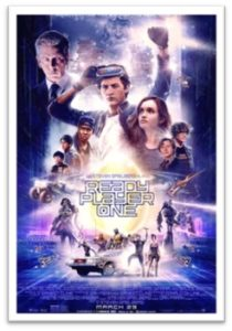 Ready Player One, science fiction movie