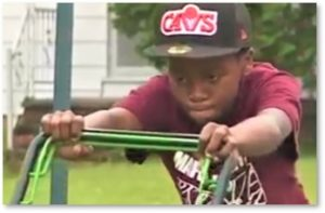 Reggie Fields, Mr. Reggie's Lawn Cutting Service, living while black