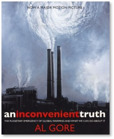 An Inconvenient Truth, Al Gore, climate change, eco anxiety