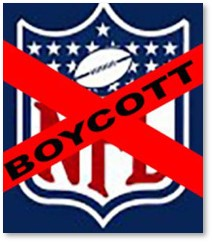 Boycott NFL, Colin Kaepernick, take a knee, protest