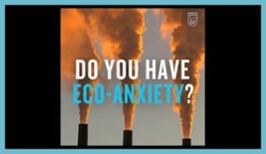 Do You Have Eco Anxiety? climate change, climate grief, global warming, pollution