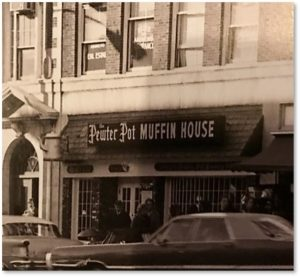 Pewter Pot Muffin House, Harvard Square
