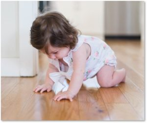 toddler, crawling, baby, child safety, childproofing
