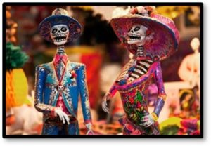 Day of the Dead, Dia de los Muertos, Mexico, Susanne Skinner, All Saints Day, All Souls Day