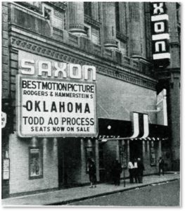 Saxon Movie Theater, Cutler Majestic Theater, Sack Theater Group, Boston, Theater District
