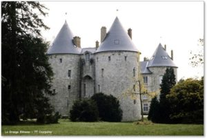 chateau, LaGrange-Bleneau, Courpalay, France, Marquis de Lafayette, LaGrange Street
