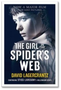 The Girl in the Spider's Web,. Lisbeth Salander, Claire Foy