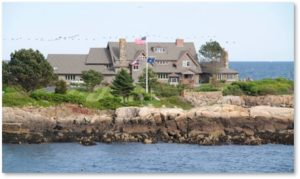 Walker's Point, Kennebunkport, Maine, Bush family, elitist
