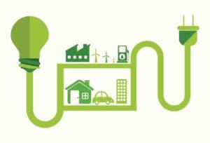 energy efficient household, green technology