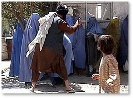 Taliban, religious police, Committee for the Promotion of Virtue and the Prevention of Vice, women's rights, Afghanistan