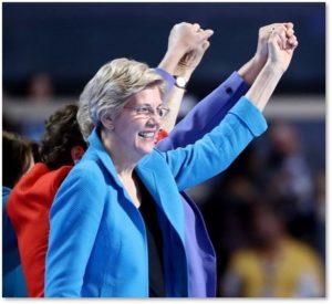 Senator Elizabeth Warren, candidate, 2020, presidential race