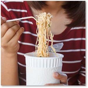 ramen noodles, excitotoxins, MSG, monosodium glatamate, natural flavors
