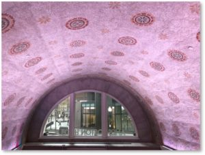 Ames Boston Hotel, mosaic, Richardsonian Romanesque, Shepley Rutan and Coolidge
