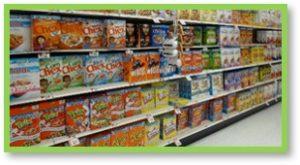 cereal aisle, choice, decision fatigue