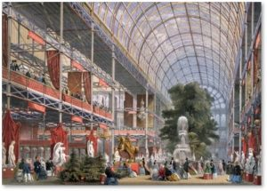 Crystal Palace, Great Exhibition of 1851, Prince Albert, London