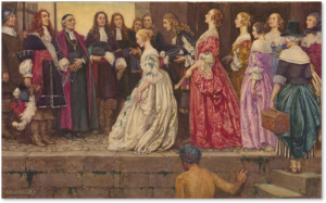 Daughters of the King, Les Filles du Roi, King Louis XIV, French Canadians, Province due Quebec