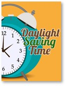 Daylight Saving Time, Susanne Skinner