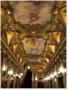 Emerson Colonial Theater, Orchestra Lobby, Hall of Mirrors, Versailles, Clarence Blackall