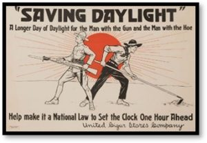 Saving Daylight, Daylight Saving Time