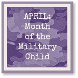 April, Month of the Military Child, BRAT