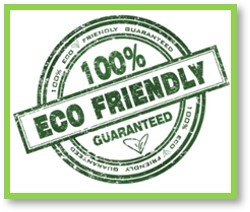 100% eco friendly, guaranteed, deceptive marketing, greenwashing