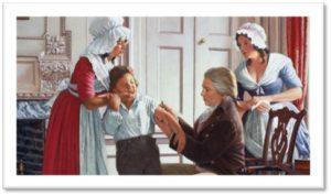 inoculation, vaccination, Edward Jenner, Robert Thom