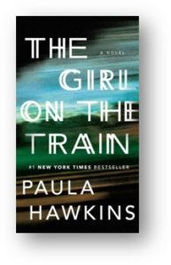 The Girl on the Train, Paula Hawkins, Emily Blunt, dysfunctional women