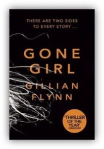 Gone Girl, Gillian Flynn, Amy Dunne