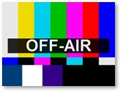 Off Air, Test Pattern, Out of Touch