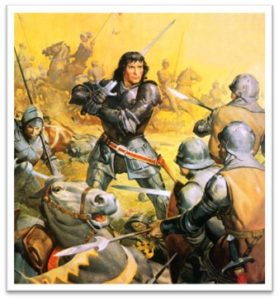 Richard III, Battle of Bosworth Field, York, Lancaster, Game of Thrones, Thomas Stanley