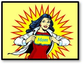 Super Mom, Supermom, motherhood, management skills