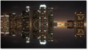 Michael Connelly, Upside down LA, Los Angeles, Bosch,