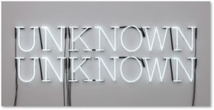 unknown unknown, Donald Rumsfeld, you don't know what you don't know